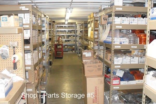 1.Shop - Parts storage 5