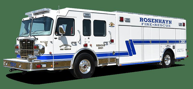 Spartan ERV Fire Apparatus - North Central Emergency Vehicles