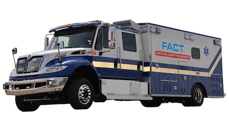 Braun Ambulances - North Central Emergency Vehicles