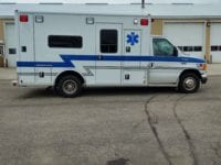 Demo Ambulances and Fire Apparatus for Sale - North Central